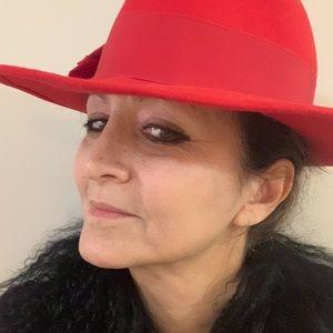 Betmar Vintage Red Hat